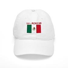 50 PERCENT MEXICAN Cap