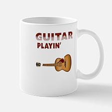 Cute Guitar grandpa Mug