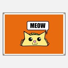 Taco Cat Meow OBG Banner