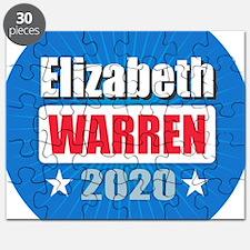 Elizabeth Warren 2020 Puzzle