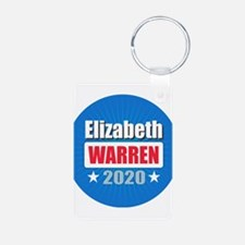 Elizabeth Warren 2020 Keychains