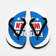 Elizabeth Warren 2020 Flip Flops