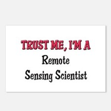 Trust Me I'm a Remote Sensing Scientist Postcards