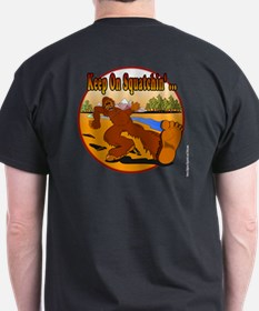 Keep On Squatchin' T-Shirt
