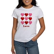 Love Hearts Tee