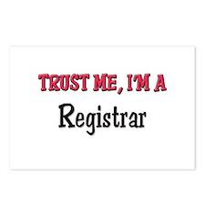 Trust Me I'm a Registrar Postcards (Package of 8)
