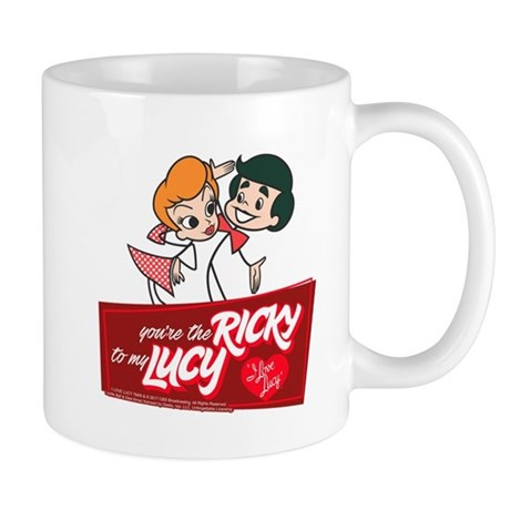 Ricky to my Lucy Mug