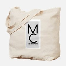 General Hosp Metro Court Tote Bag
