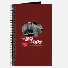 I Love Lucy: You're The Lucy To My Ricky Journal