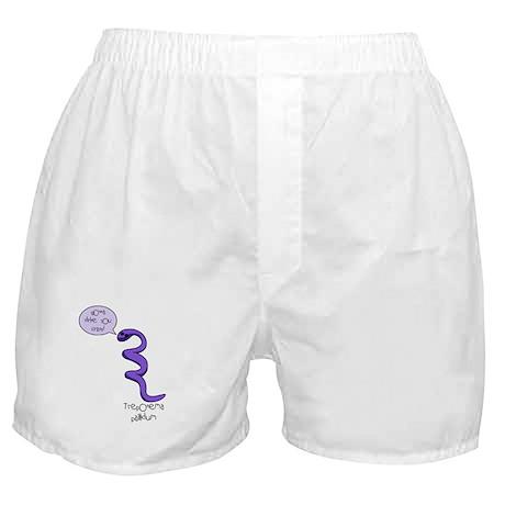 Syphilis Boxer Shorts
