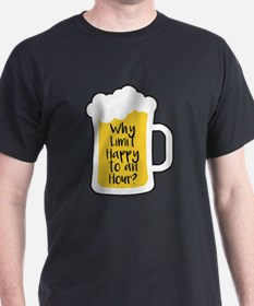 Limit Happy Hour T-Shirt