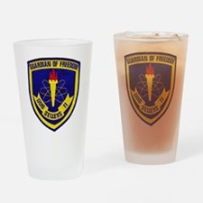 USS SELLERS Drinking Glass