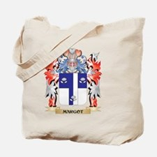 Margot Coat of Arms - Family Crest Tote Bag