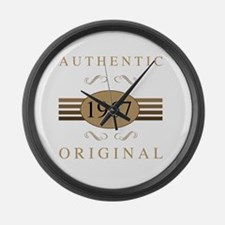 Unique 1967 gto Large Wall Clock