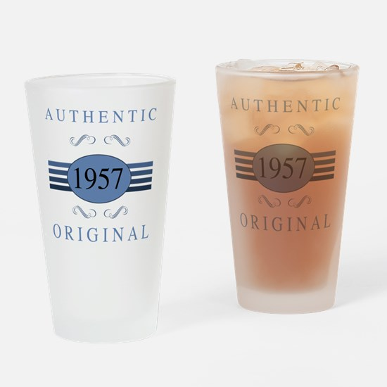 Funny 60 Drinking Glass