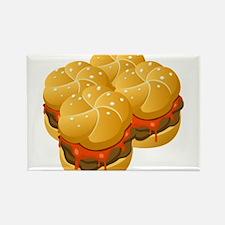 BBQ Sandwiches Magnets