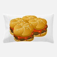 BBQ Sandwiches Pillow Case
