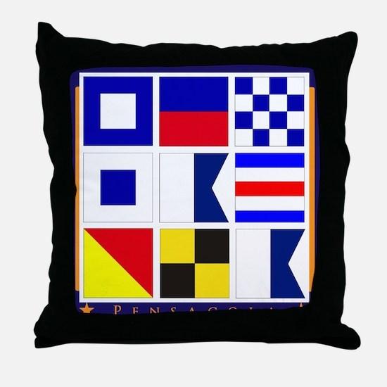 Pensacola Throw Pillow