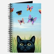 Cat 606 nature butterflies Journal