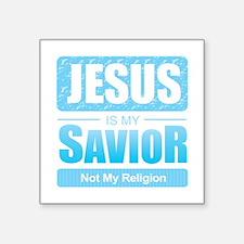 Jesus is My Savior Sticker
