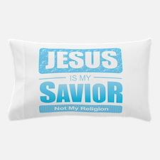 Jesus is My Savior Pillow Case