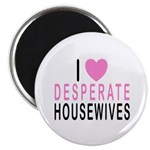 I Love Desperate Housewife Magnet