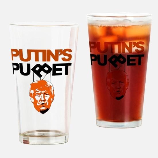 Unique Dictator russian Drinking Glass