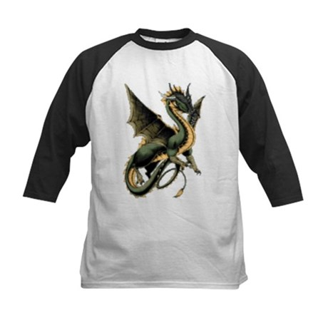 Great Dragon Kids Baseball Jersey
