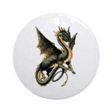 Great Dragon Ornament (Round)