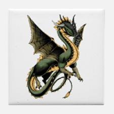 Great Dragon Tile Coaster