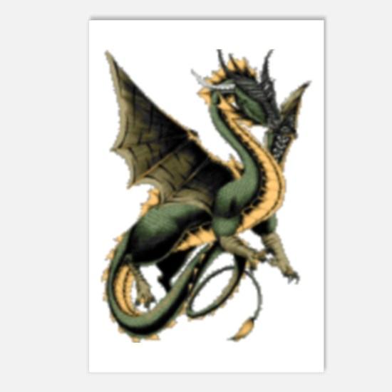 Great Dragon Postcards (Package of 8)