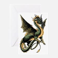 Great Dragon Greeting Card