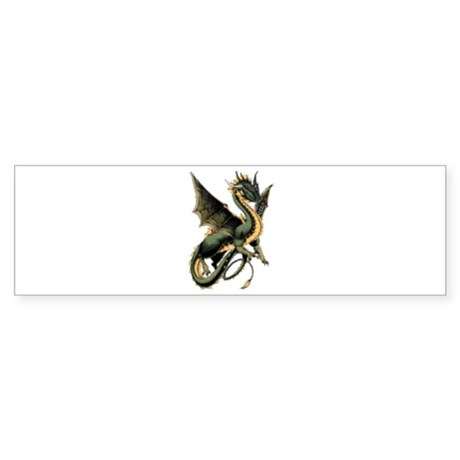 Great Dragon Bumper Sticker