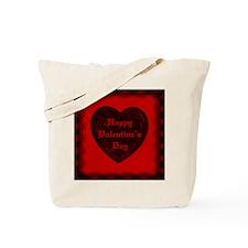 Goth Valentine Tote Bag