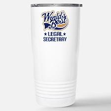Cute Worlds greatest secretary Travel Mug