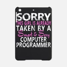 A Smart & Sexy Computer Programmer iPad Mini Case