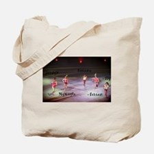 Funny Olympians Tote Bag