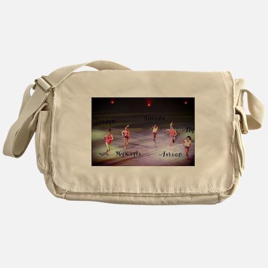Cool Ashton Messenger Bag