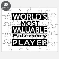 Most Valuable Falconry Player Puzzle