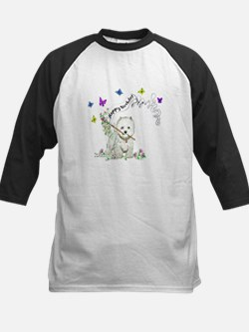 Birthday Dog Westie Terrier Tee