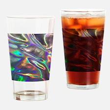 Funny Shiny Drinking Glass