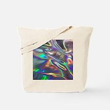 Unique Metallic Tote Bag
