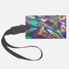 holographic Luggage Tag