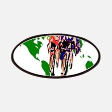 Cycling the World Patch