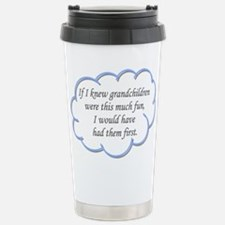 Unique Nana to be Travel Mug