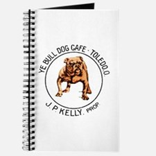 Bull Dog Cafe * Toledo, Ohio * - Journal