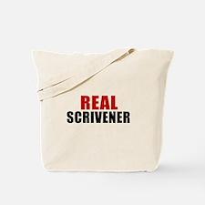 Real Scrivener Tote Bag