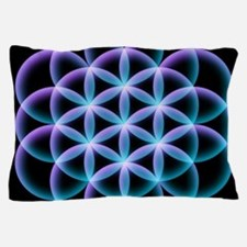 Flower of Life Mandala Pillow Case