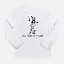 Tap Snap or Nap - 2 Long Sleeve T-Shirt