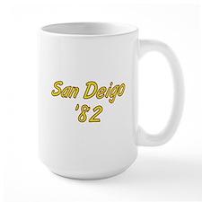 San Deigo '82 Mug